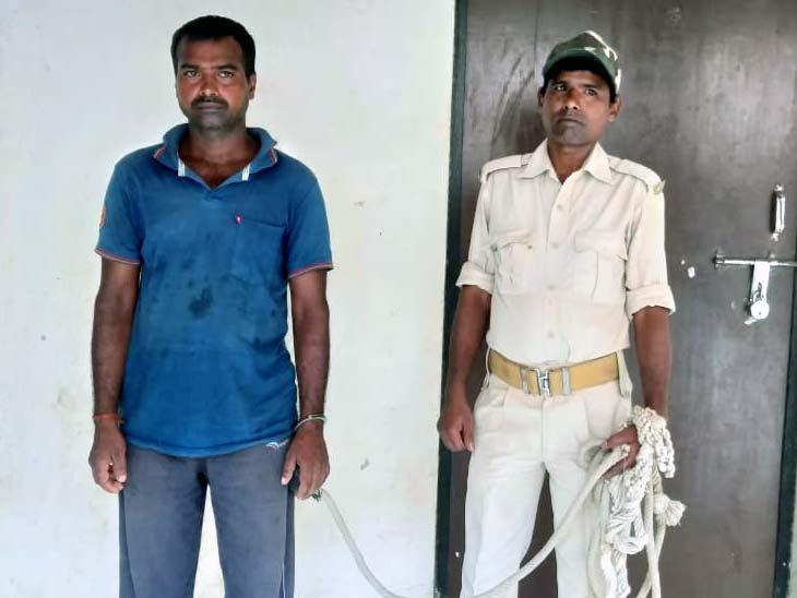 दूसरी पत्नी के बहकावे में पहली की हत्या करने का आरोप, मृतका के भाई ने दर्ज कराई रिपोर्ट; आरोपी पति गिरफ्तार|झारखंड,Jharkhand - Dainik Bhaskar