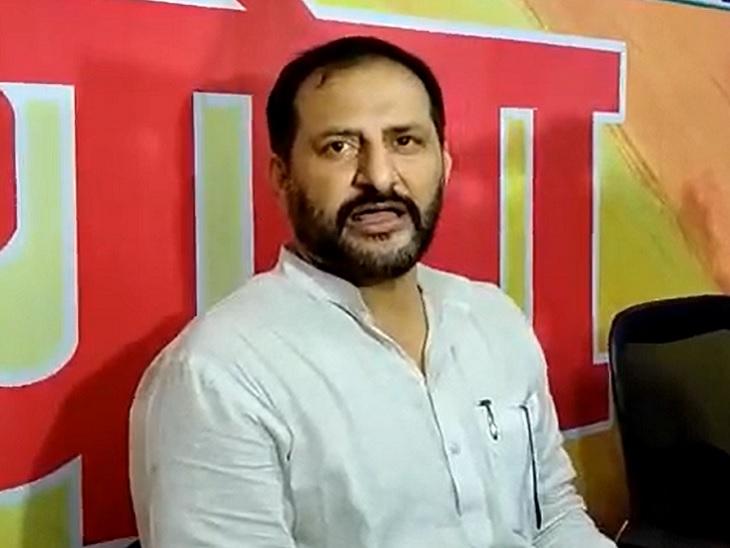 नीरज बबलू ने कहा - तेज प्रताप टैलेंटेड हैं, लेकिन राजद में उन्हें नहीं मिल पा रहा सम्मान, पिता लालू ने नहीं दिया सही पद|बिहार,Bihar - Dainik Bhaskar