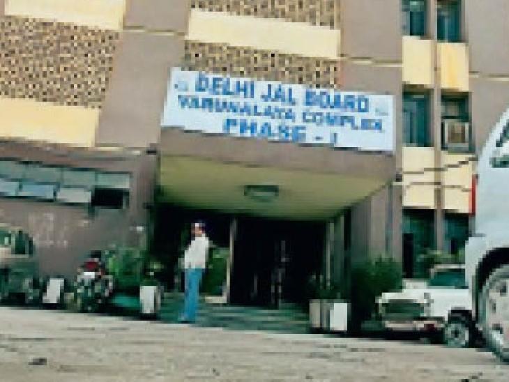 जल बोर्ड ने बनाया दिल्ली के हर घर में चौबीसों घंटे पानी आपूर्ति का प्लान|दिल्ली + एनसीआर,Delhi + NCR - Dainik Bhaskar