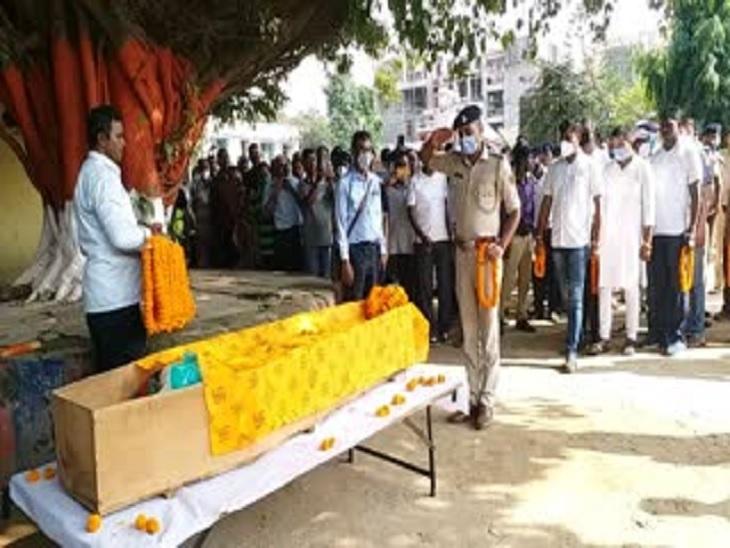 स्कोर्पियो ने मारा था धक्का, सीने की हड्डी टूटू और इलाज के दौरान हो गई मौत|पटना,Patna - Dainik Bhaskar