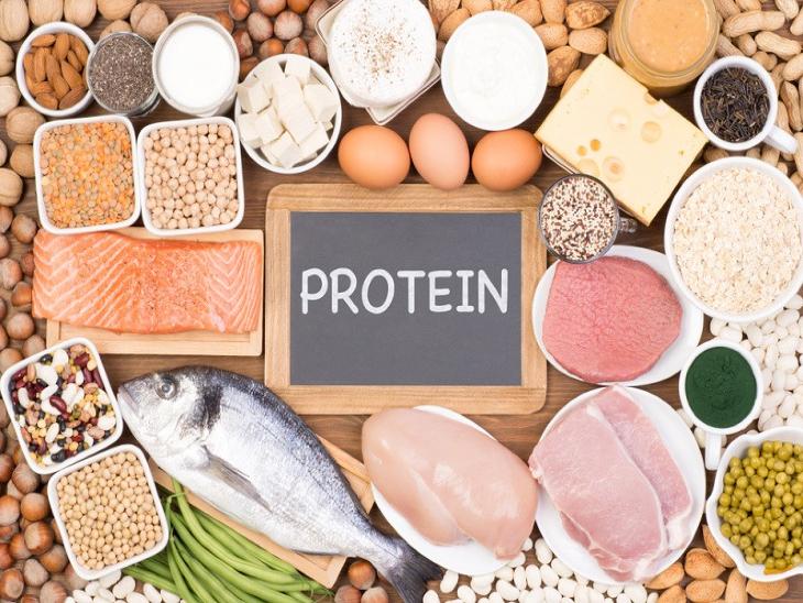 अपनी डाइट में प्रोटीन को शामिल करें