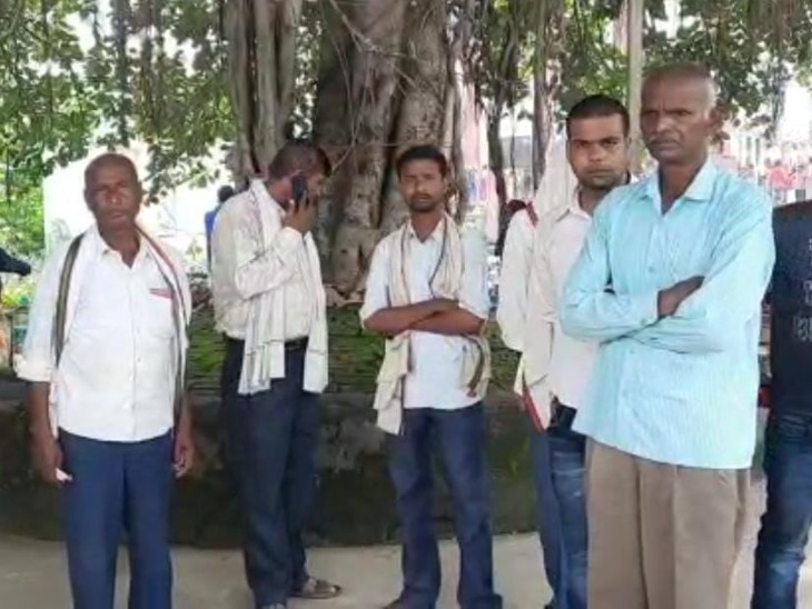 रोहतास में दो दिन से लापता था, घायल अवस्था में मिला युवक, इलाज के लिए अस्पताल ले जाने के दौरान हुई मौत|बिहार,Bihar - Dainik Bhaskar