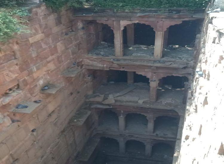 1985 तक कई गांवों के ग्रामीणों ने पिया पानी, पुरातत्व विभाग ले संरक्षण में बचे प्राचीन धरोहर का वैभव|पाली,Pali - Dainik Bhaskar