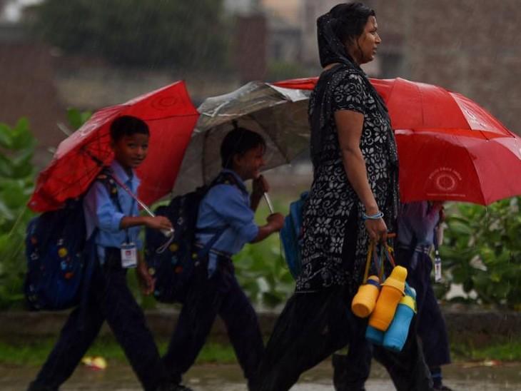 97 दिन में 14% अधिक हुई बारिश, इसके बाद भी गर्मी से मिली निजात, जहां बाढ़ वहां बारिश, सूखा में बरसात की आस|बिहार,Bihar - Dainik Bhaskar