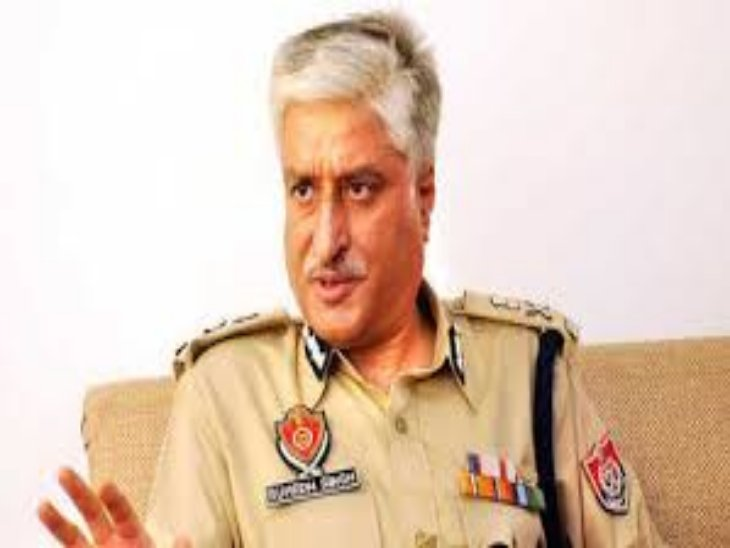 विजिलेंस ने पंजाब के पूर्व DGP को मिली अंतरिम जमानत का आदेश वापस लेने की मांग की, हाईकोर्ट ने मांगा जवाब|चंडीगढ़,Chandigarh - Dainik Bhaskar