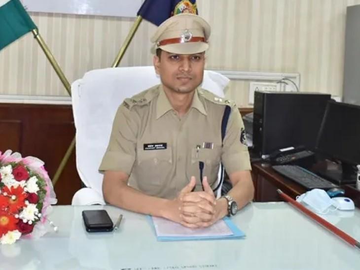 रायपुर के नए SSP होंगे प्रशांत कुमार अग्रवाल, अजय यादव भेजे गए पुलिस हेडक्वार्टर; देर रात जारी हुआ आदेश|छत्तीसगढ़,Chhattisgarh - Dainik Bhaskar