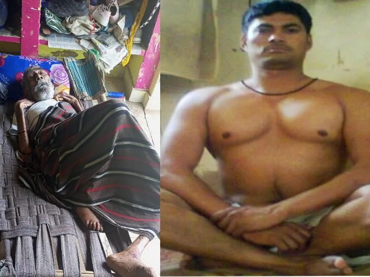 बेटे की मौत के बाद खाना-पीना छोड़ दिया था, परिवार ने एनकाउंटर पर उठाए थे सवाल, कई मामलों में फरार था बदमाश|धौलपुर,Dholpur - Dainik Bhaskar