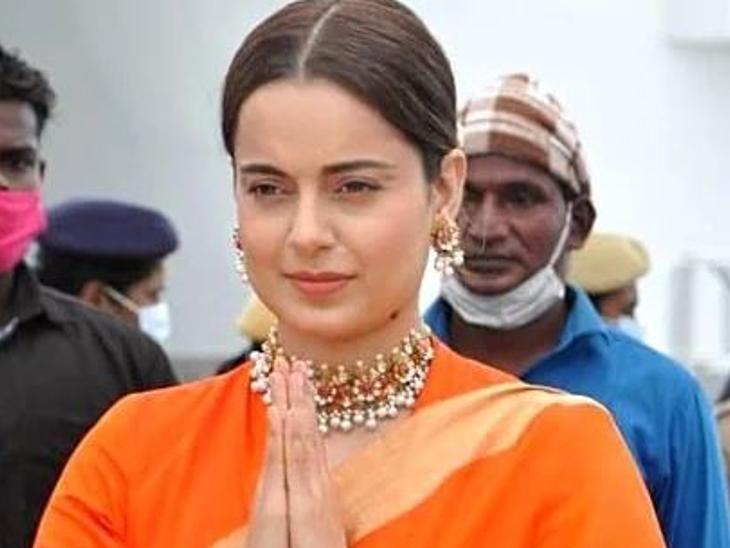 'थलाइवी' एक्ट्रेस कंगना रनोट ने 'द ग्रेट वॉल ऑफ चाइना' से की हिंदी फिल्म इंडस्ट्री की तुलना, रीजनल सिनेमा को बताया बेहतर|बॉलीवुड,Bollywood - Dainik Bhaskar