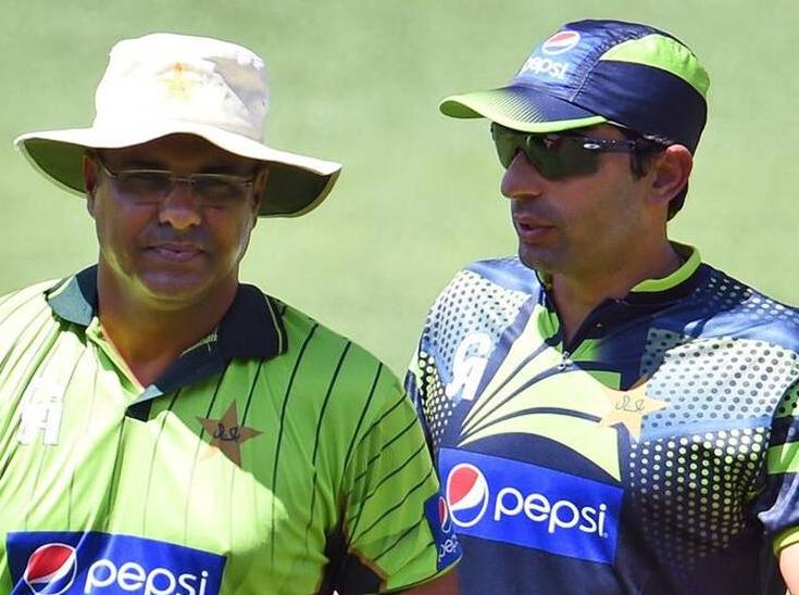टी-20 वर्ल्ड कप के लिए टीम सामने आने के बाद मिस्बाह-उल-हक और वकार यूनिस ने अपने पद से दिया इस्तीफा|क्रिकेट,Cricket - Dainik Bhaskar