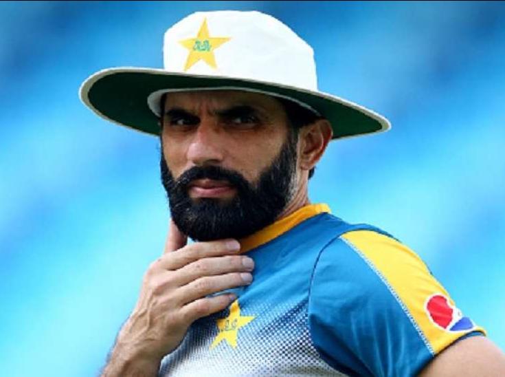 मिस्बाह-उल-हक को साल 2019 में पाकिस्तान क्रिकेट टीम का हेड कोच नियुक्त किया गया था।