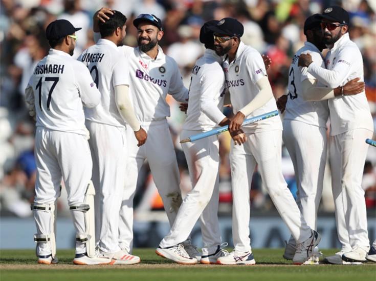 भारतीय कप्तान ने कहा- रोहित ने खेली शानदार पारी, लेकिन मैच पलटने का काम शार्दूल ठाकुर की फिफ्टी और बुमराह के स्पैल ने किया|क्रिकेट,Cricket - Dainik Bhaskar