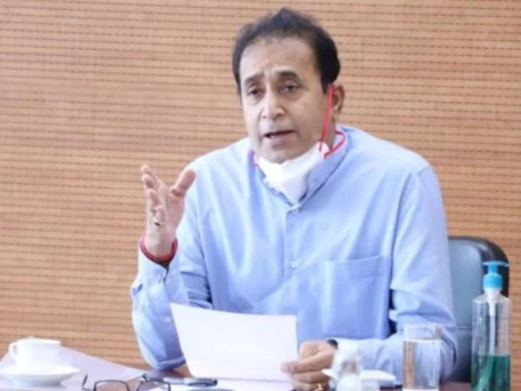 100 करोड़ रुपए की वसूली मामले में अनिल देशमुख ने प्रारंभिक जांच के बाद अप्रैल में इस्तीफा दे दिया था, लेकिन आरोपों से इनकार किया था। - Dainik Bhaskar