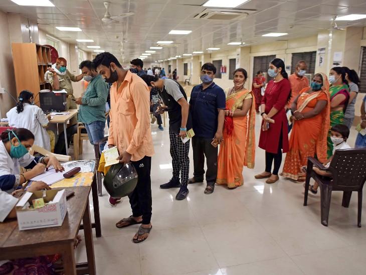बीते दिन देश में कोरोना के 39,522 केस मिले और 43,906 ठीक हुए; 13 दिन बाद रिकवर होने वालों की संख्या इतनी ज्यादा|देश,National - Dainik Bhaskar