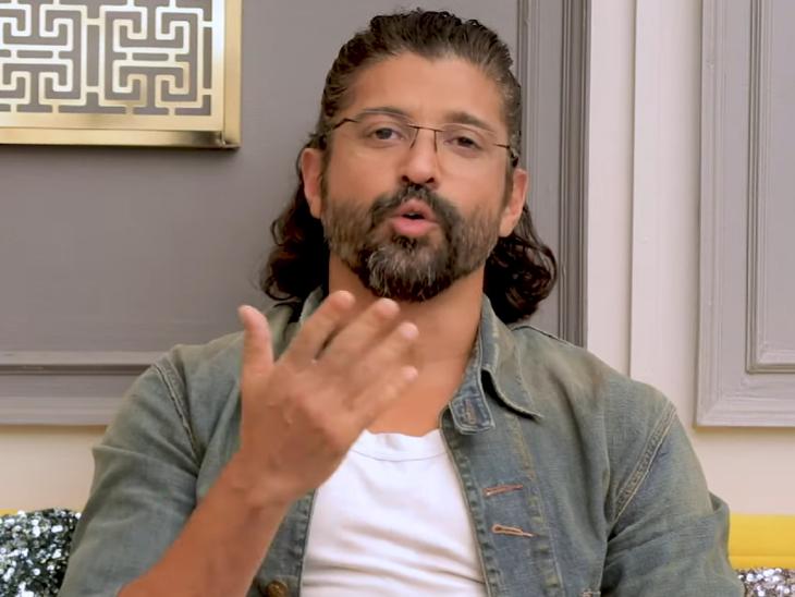 ट्रोलर्स से 'फ्लॉप हीरो' कहे जाने पर फरहान अख्तर ने दिया रिएक्शन, सोशल मीडिया यूजर्स से बोले- मोटी चमड़ी कर लो|बॉलीवुड,Bollywood - Dainik Bhaskar
