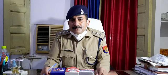 पुलिस ने चोरी का खुलासा किया। - Dainik Bhaskar
