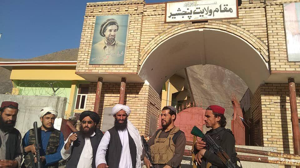 पंजशीर पर कब्जे की पहली तस्वीर तालिबान ने जारी की है। तालिबान ने ऐलान किया है कि अब पूरे अफगानिस्तान पर उसका कब्जा है।