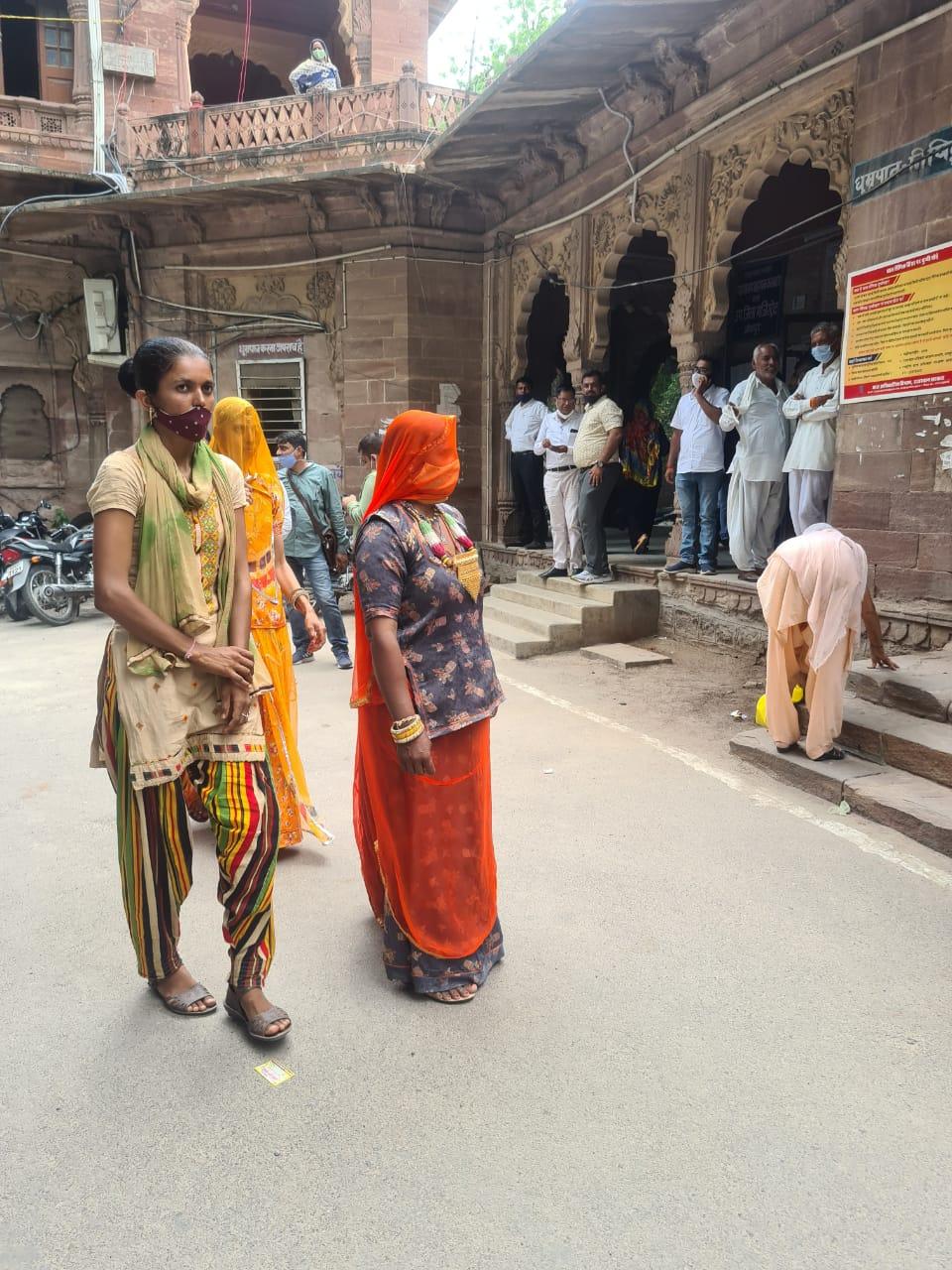 कलेक्ट्रेट के आस -पास बंद रहेगा यातायात, शाम पांच बजे के बाद जारी होगा परिणाम|जोधपुर,Jodhpur - Dainik Bhaskar