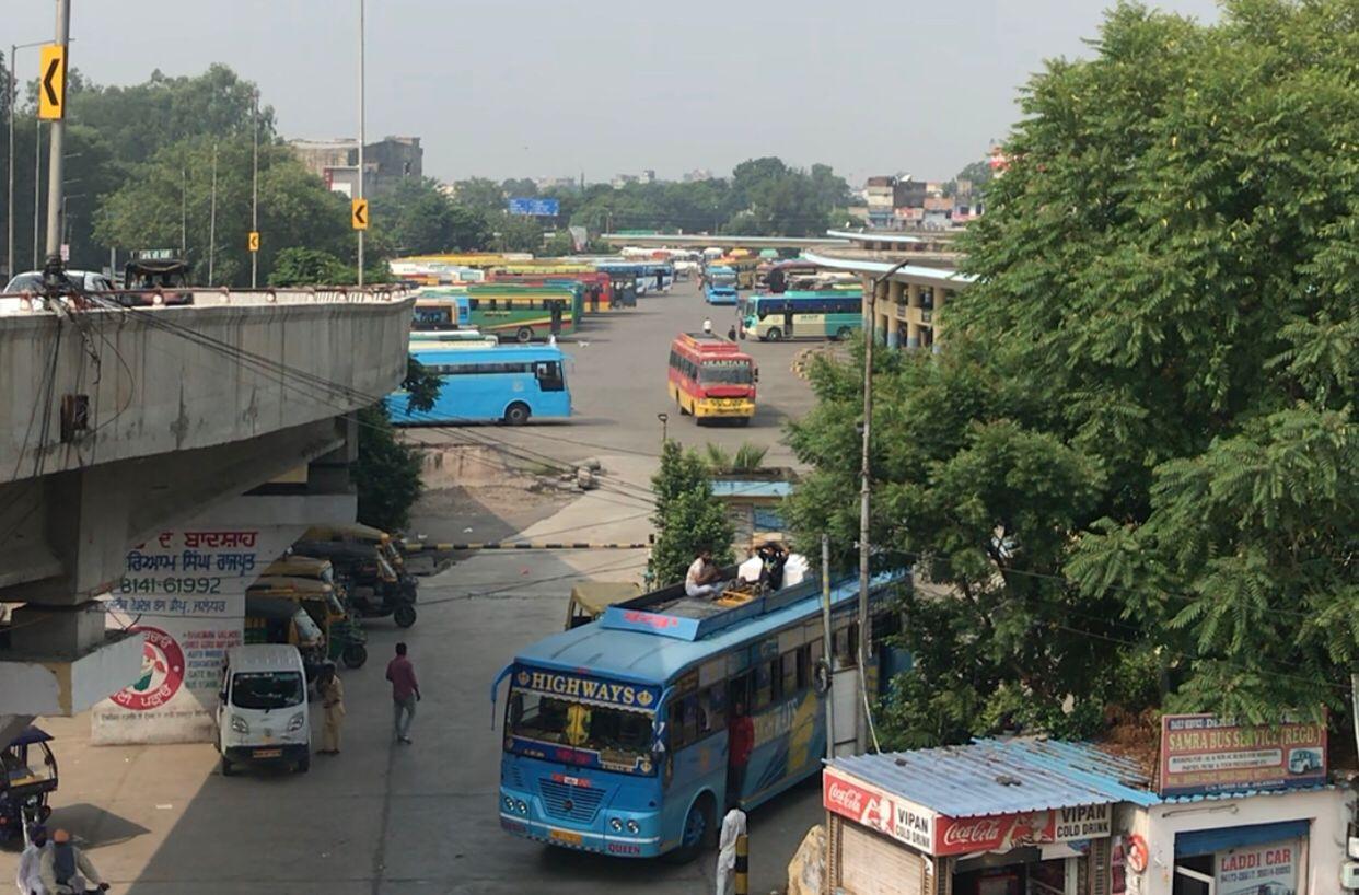 सिसवां फार्म हाउस घेराव टाला; कल चंडीगढ़ में CM से होगी बैठक, पंजाब में सरकारी बसों का दूसरे दिन भी चक्का जाम जारी, प्राइवेट चलती रहेंगी|जालंधर,Jalandhar - Dainik Bhaskar