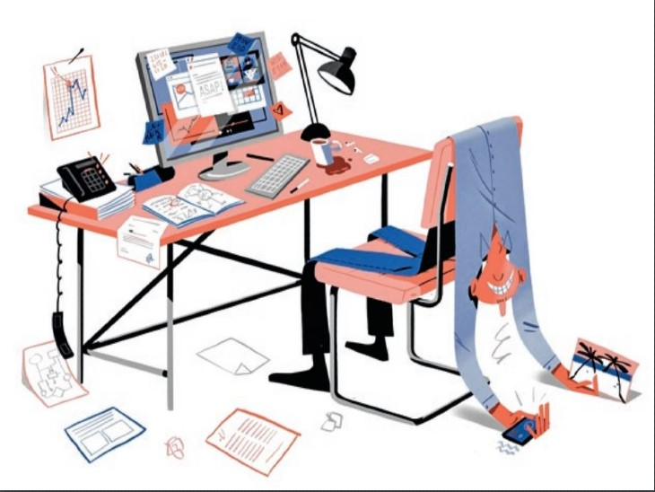 कंपनियां कर्मचारियों को ज्यादा छुट्टी, सहूलियतें दे रहीं, कुछ उद्योग पढ़ाई और होटल का खर्च उठा रहे। - Dainik Bhaskar