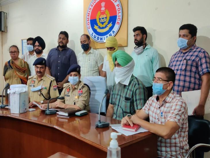 जेल से जमानत पर बाहर आया हुआ था आरोपी, विदेश भागने की फिराक में था; पासपोर्ट कार्यालय भी जांच के घेरे में लुधियाना,Ludhiana - Dainik Bhaskar