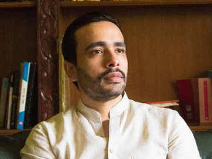 आम लोगों से संवाद कर उनकी समस्याएं जानेंगे नेता, जयंत चौधरी ने मेनिफेस्टो को लोक संकल्प पत्र नाम दिया|मेरठ,Meerut - Dainik Bhaskar