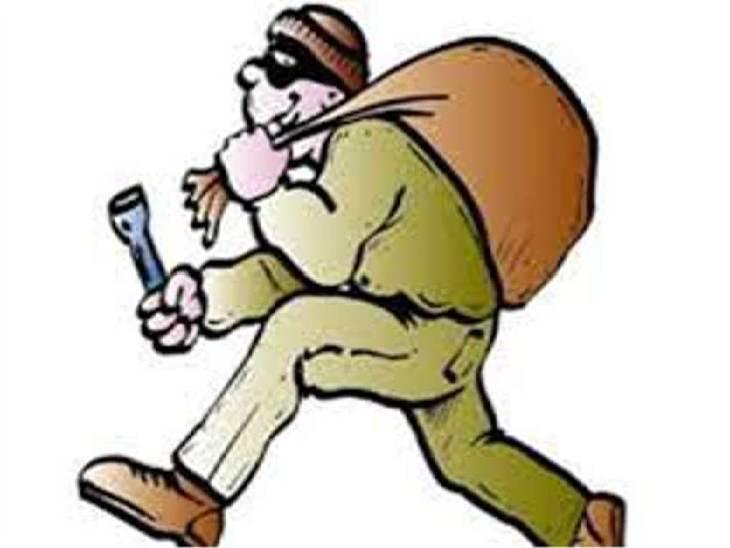 इंदिरानगर में ठग ने चेकिंग के नाम पर उतरवा ली सोने की अंगूठी, पुलिस सीसीटीवी फुटेज में खोज रही संदिग्ध का हुलिया लखनऊ,Lucknow - Dainik Bhaskar