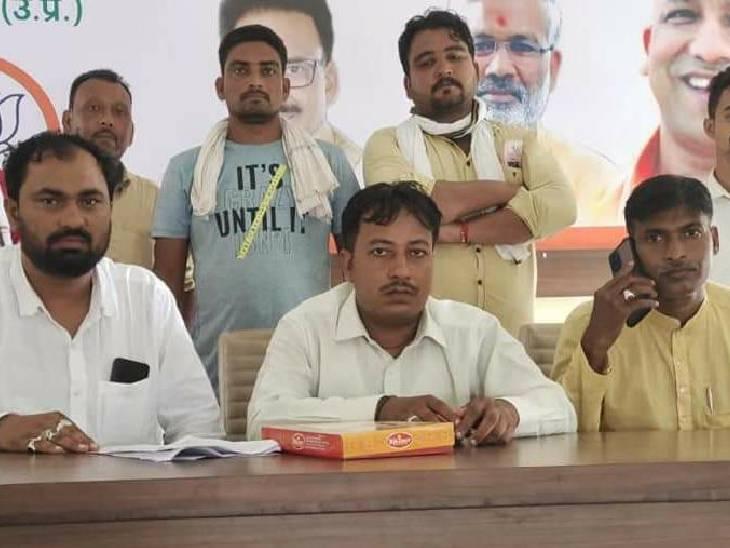 अल्पसंख्यक मोर्चे की कार्यकारिणी घोषित की; 2 महामंत्री, 6 मंत्री और 6 उपाध्यक्ष समेत 31 सदस्य बनाए, मुस्लिम वोटरों में सेंधमारी की तैयारी|सुलतानपुर,Sultanpur - Dainik Bhaskar