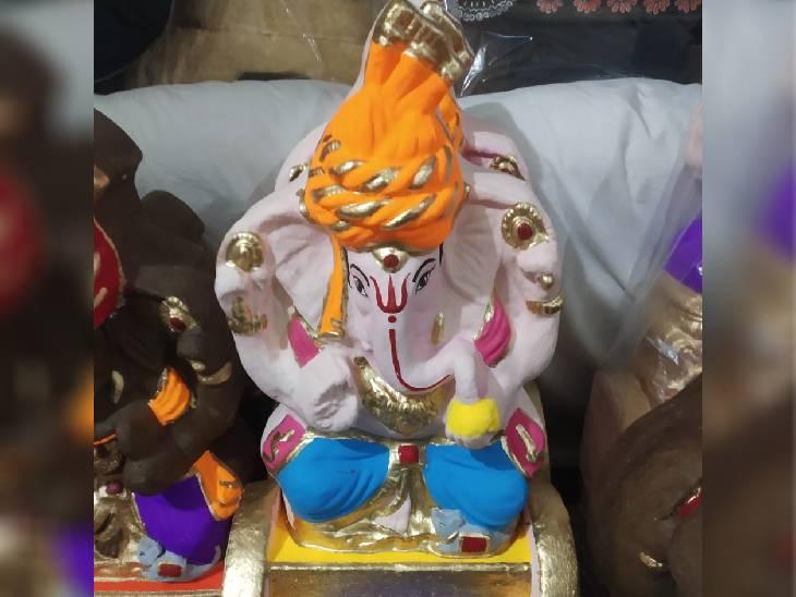 10 सितंबर से गणोशोत्सव शुरू होगा। शहर में 800 से अधिक स्थानों पर पंडाल सजेंगे। - Dainik Bhaskar