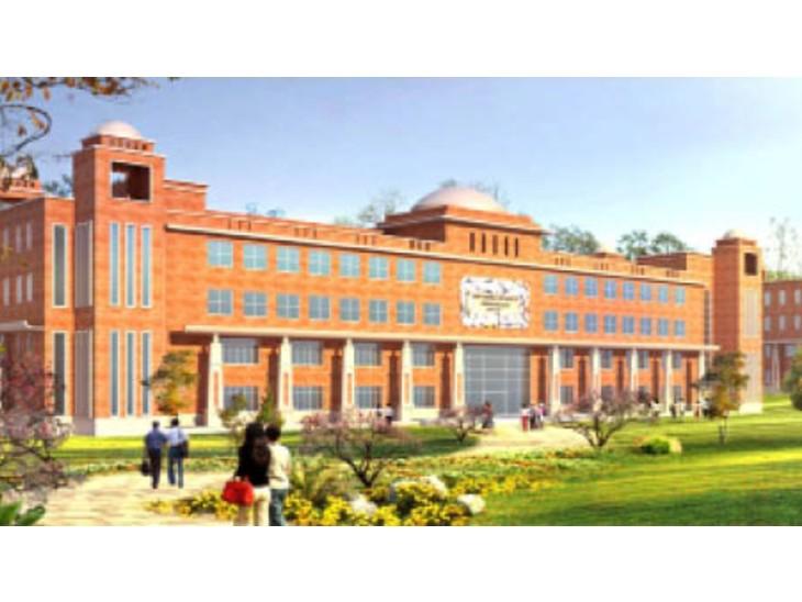 स्किल बेस्ड 'इंडस्ट्री रेडी' प्रोग्राम्स में प्रवेश का अवसर देती इंदौर की श्री वैष्णव यूनिवर्सिटी|इंदौर,Indore - Dainik Bhaskar