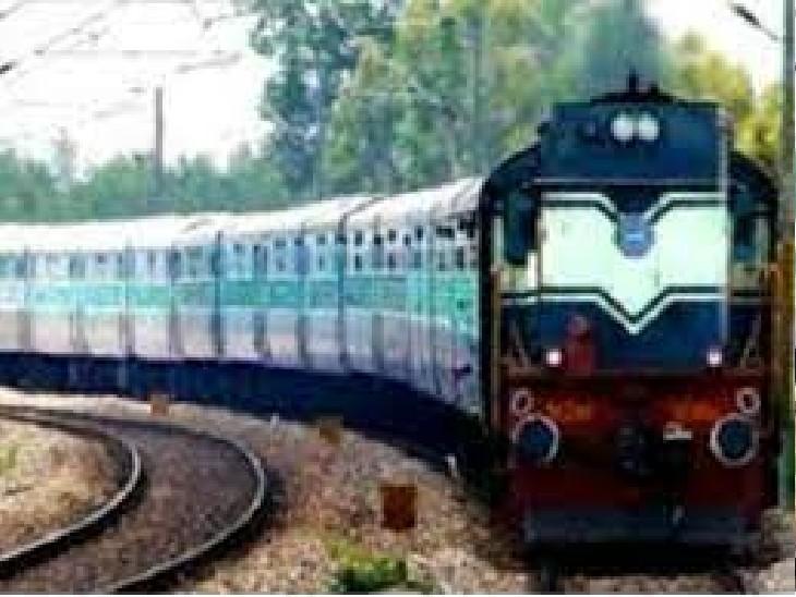 सीआरएस निरीक्षण इसी पखवारे होने की उम्मीद, पहले चरण में हंसडीहा तक जाएगी ट्रेन,  दुमका और गोड्डा तक भी काम शुरू - Dainik Bhaskar