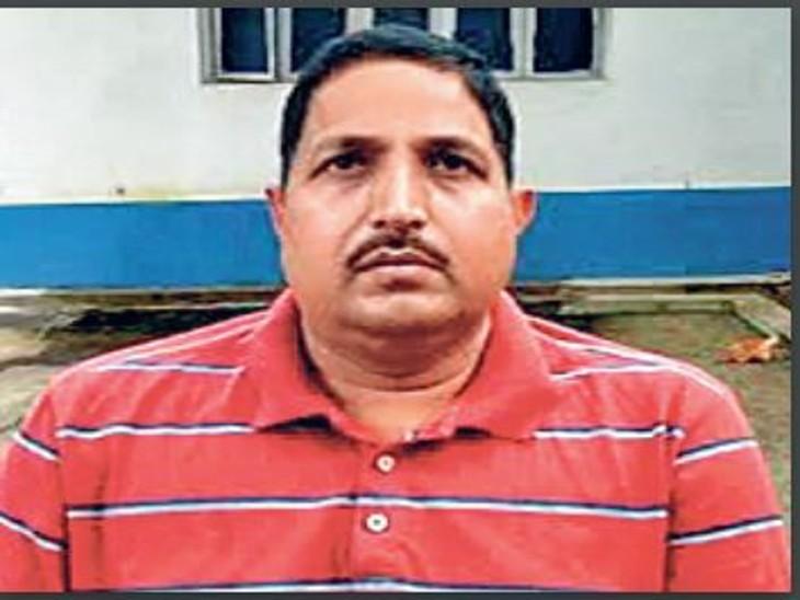 एसडीपीओ प्रमोद कुमार मिश्रा - Dainik Bhaskar