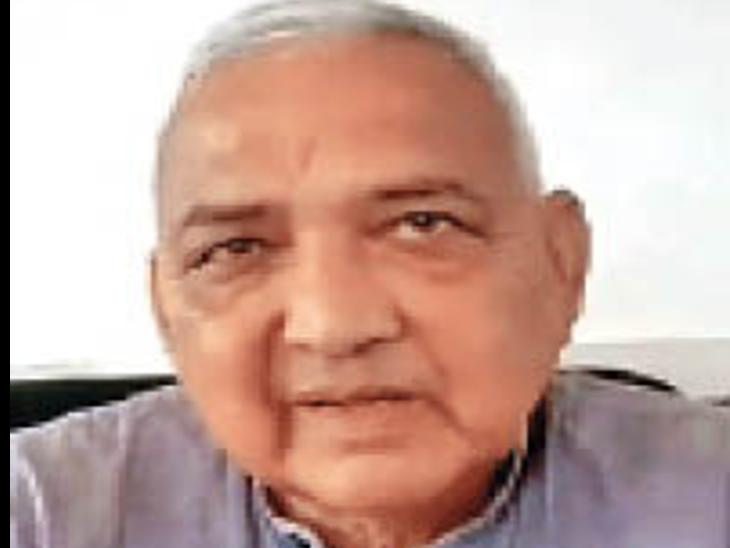 भाजपा विधायक रमेश धवाला। - Dainik Bhaskar