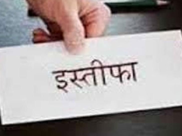 कार्यकारिणी के कुछ पदाधिकारियाें ने इस्तीफा दे दिया है, संजीव ठाकुर और कंवलजीत सिंह गुट ने दाेबारा चुनाव करवाने की मांग कर दी है। - Dainik Bhaskar