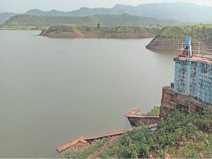 इस साल : देजला देवाड़ा बांध में अब तक 26% ही पानी भरा