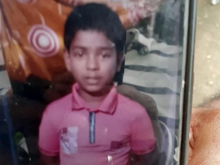 घर के पास ही खेल रहा था अपने 2 दोस्तों के साथ, दोनों गंभीर रूप से घायल|छत्तीसगढ़,Chhattisgarh - Dainik Bhaskar
