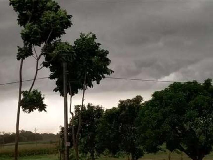 हवा से गर्मी में थोड़ी राहत, 24 घंटे में बारिश का सिस्टम नहीं, उत्तर और दक्षिण बिहार में बारिश का सिस्टम नहीं|बिहार,Bihar - Dainik Bhaskar
