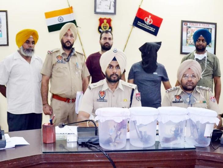 हत्या समेत 17 आपराधिक मामलों में था वांछित, अजैब खान गैंग के साथ मिलकर गैंगस्टर मनी शेरों और फतेह नागरी के मर्डर की रच रहा था साजिश संगरूर,Sangrur - Dainik Bhaskar