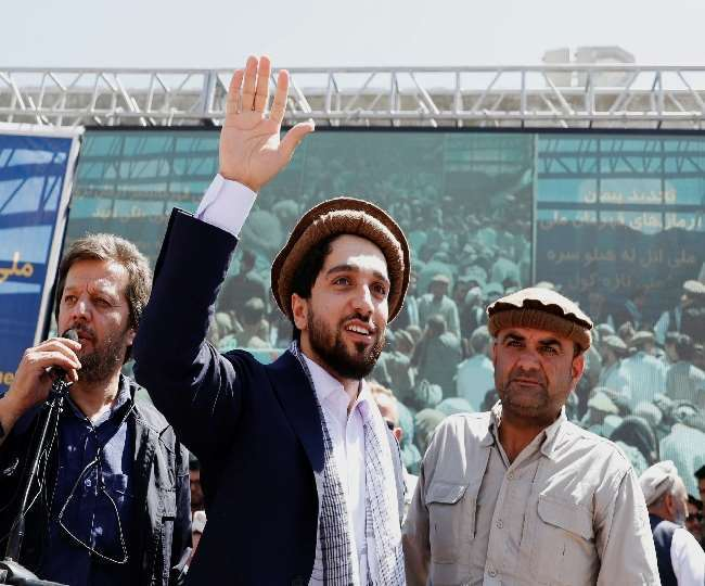 नेशनल रेजिस्टेंस फोर्स के नेता अहमद मसूद ने तालिबान की सरकार को नाजायज बताया है।
