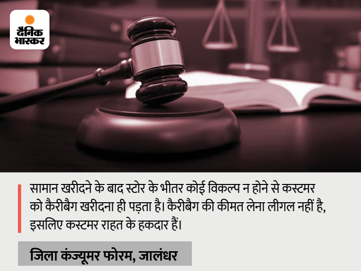 जालंधर के ब्रांडेड स्टोर के खिलाफ आई थी 9 शिकायतें; कंज्यूमर फोरम ने की तल्ख टिप्पणियां, कहा- अलग कीमत वसूलना गलत|जालंधर,Jalandhar - Dainik Bhaskar