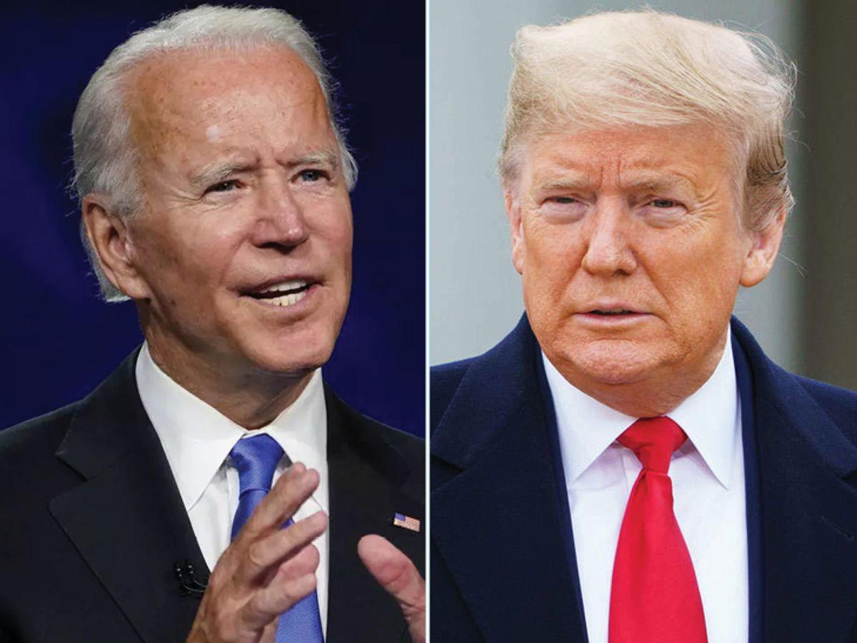 अमेरिका में राष्ट्रपति बाइडेन की लोकप्रियता में गिरावट, यदि आज राष्ट्रपति चुनाव हुए तो ट्रम्प से हार जाएंगे बाइडेन|विदेश,International - Dainik Bhaskar