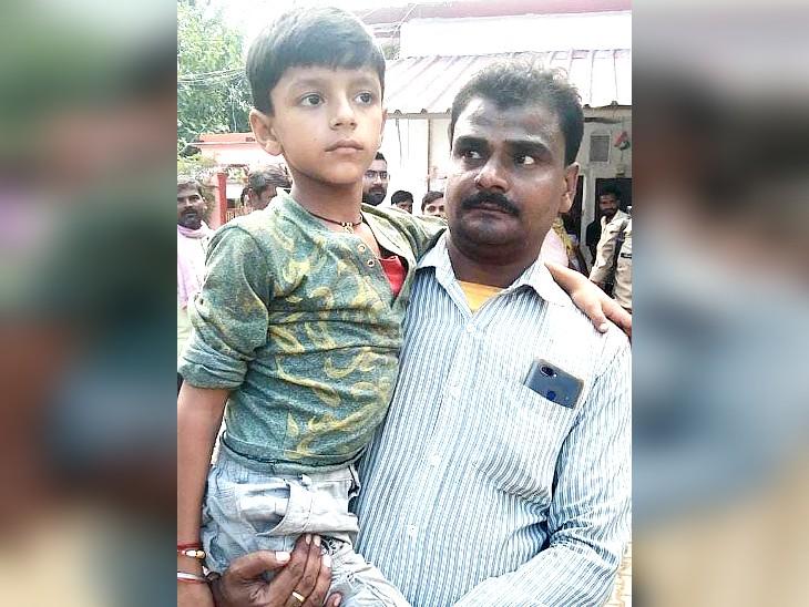 ढाबा संचालक का बेटा सुबह-सुबह घर से ही हुआ था किडनैप, पकड़ा गया आरोपी वेटर; मांगी थी 3 लाख की फिरौती|वाराणसी,Varanasi - Dainik Bhaskar