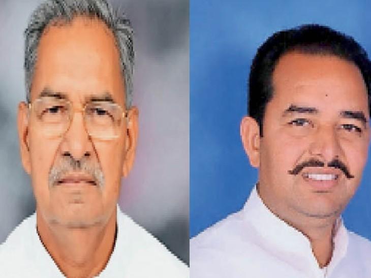 विधायक ईश्वर सिंह 73 साल की उम्र में कर रहे तीसरी एमए, पूर्व विधायक कुलवंत बाजीगर ने 38 साल की उम्र में की थी 12वीं|कैथल,Kaithal - Dainik Bhaskar
