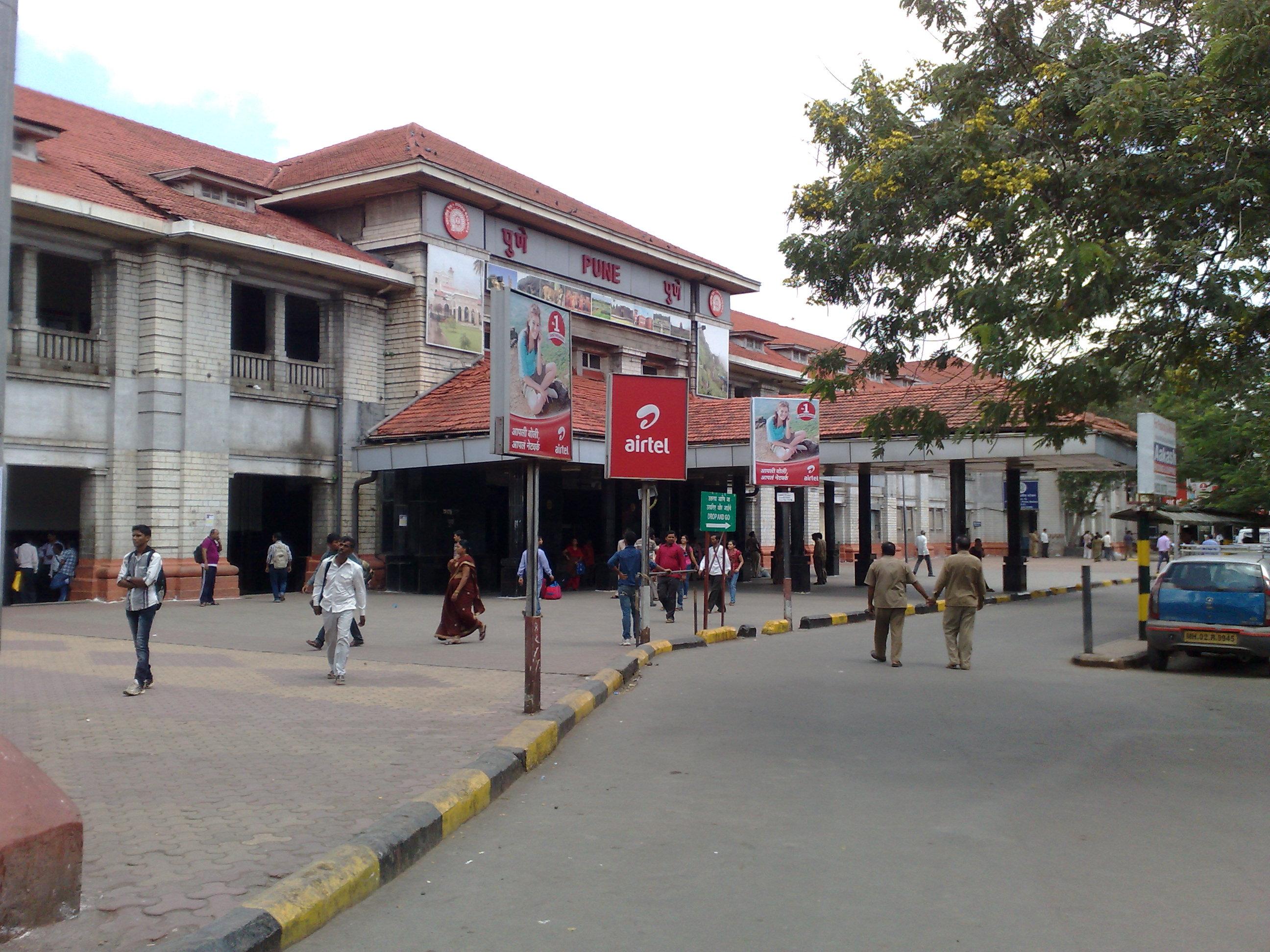 पुणे रेलवे स्टेशन से ही बच्ची का सबसे पहली बार अपहरण हुआ था।