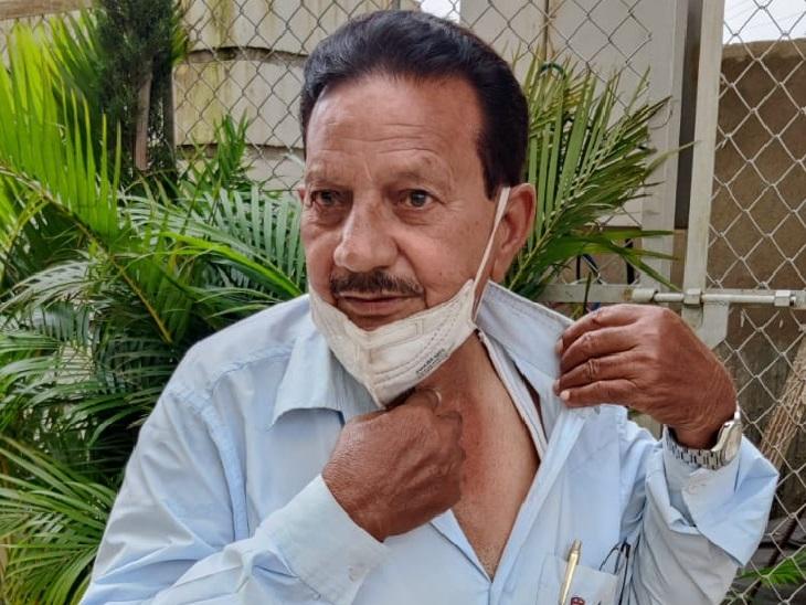 सुरेंद्र पॉल ने सुरक्षा की सुरक्षा के लिए अपराध किया है।