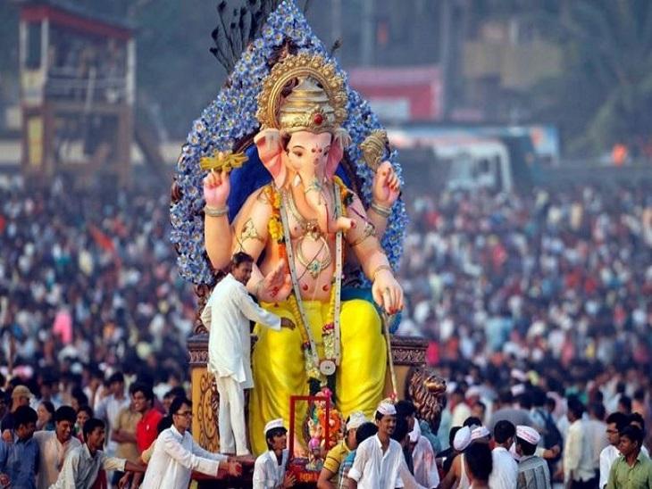 10वें दिन होगा विसर्जन; रोजाना लगाएं भोग और करें आरती, जानिए मूर्ति स्थापना से लेकर पूजा तक का विधि विधान शिमला,Shimla - Dainik Bhaskar