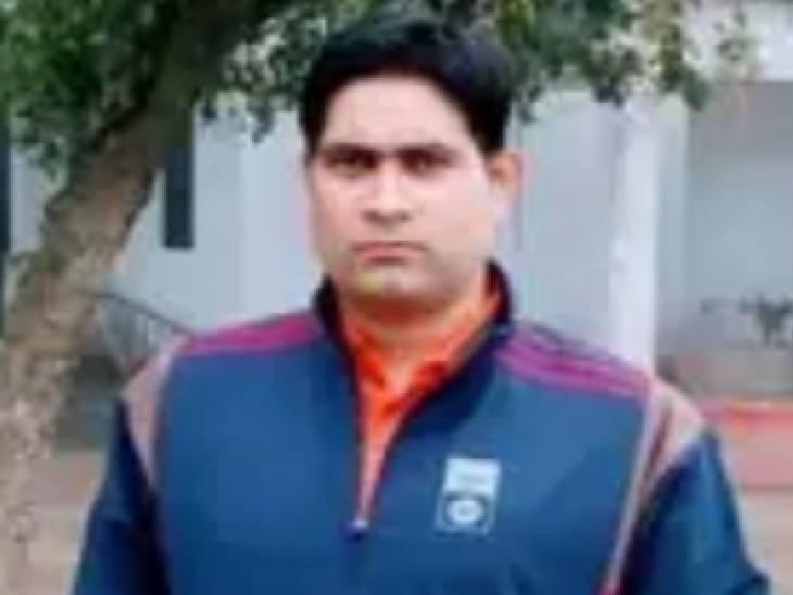 मंगलवार को हुआ था हादसा, सिर में चोट लगने के कारण कोमा में गए, पीजीआई जाते समय रास्ते में दम तोड़ा|देवरिया,Deoria - Dainik Bhaskar