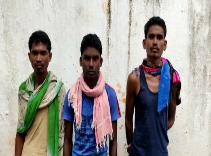 बीजापुर इलाके में सर्चिंग में निकले जवानों ने अलग-अलग इलाकों से पकड़ा, कई घटनाओं में थे शामिल|जगदलपुर,Jagdalpur - Dainik Bhaskar