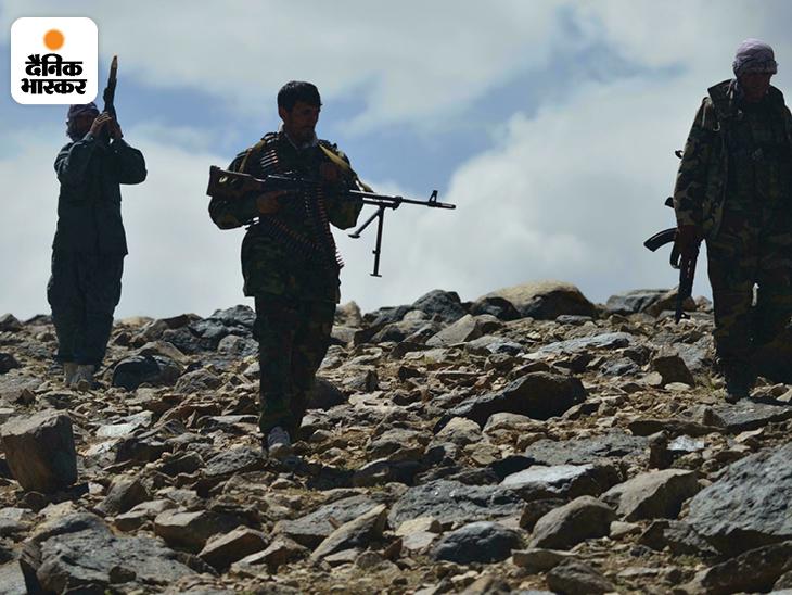 तालिबान का सैनिक विरोध करने वालों पंजशीर में अमहद मसूद के लड़ाकों के अलावा तालिबान विरोधी स्थानीय सशस्त्र गुट (मिलिशिया) के साथ अफगानिस्तान के सरकारी सुरक्ष बल भी शामिल हैं।
