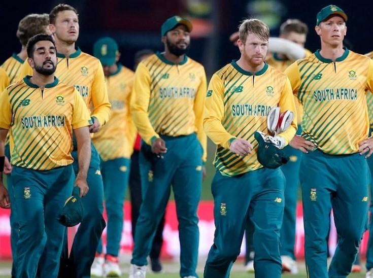 टेम्बा बावुमा के हाथ में सौंपी गई कप्तानी, फाफ डु प्लेसिस, इमरान ताहिर और क्रिस मॉरिस बाहर|क्रिकेट,Cricket - Dainik Bhaskar