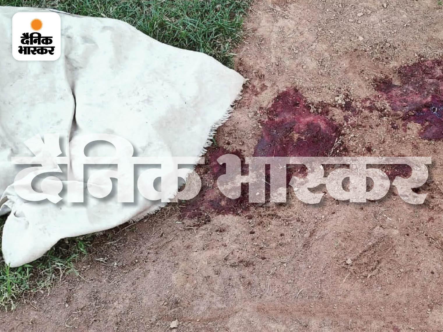 घर से 50 मीटर दूर मिला 10 साल के बच्चे का शव; ग्रामीणों ने चीखें सुनी, पर कोई बचाने नहीं गया छत्तीसगढ़,Chhattisgarh - Dainik Bhaskar
